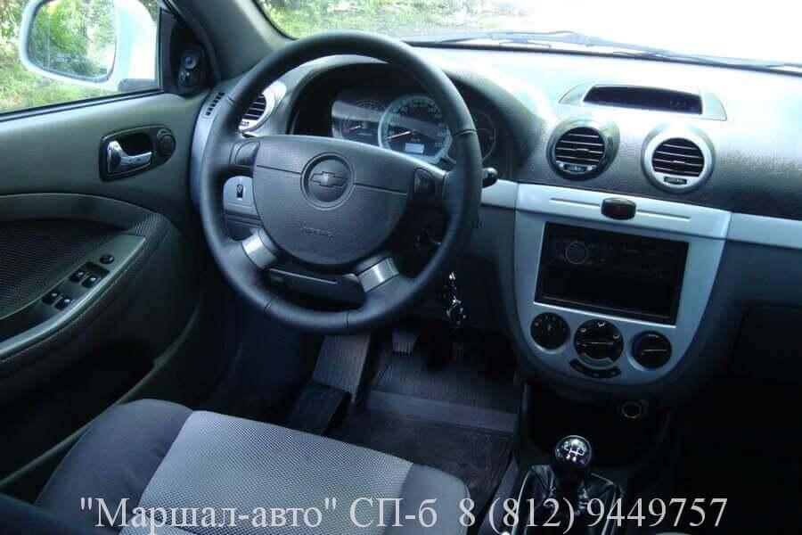 Фирма предлагает продать автомобиль Chevrolet Lacetti 2012 г