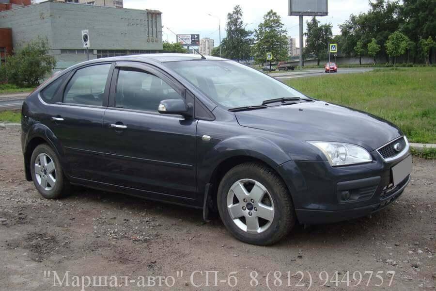 Автосалон предлагает продать автомобиль Ford Focus 2 2007 г