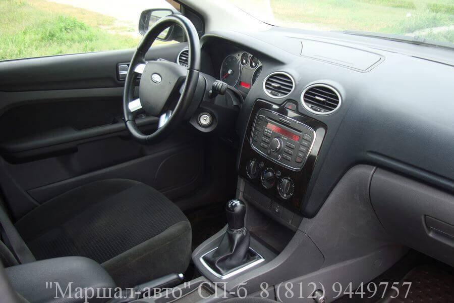 Автосалон продает автомобиль Ford Focus 2 2007 г
