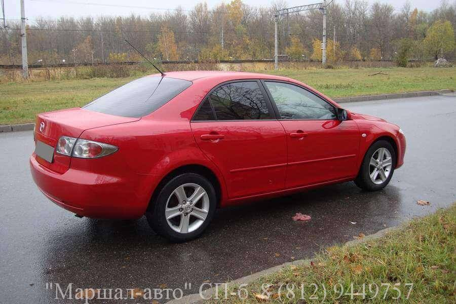 Автосалон предлагает продать автомобиль Mazda 6 2007 г