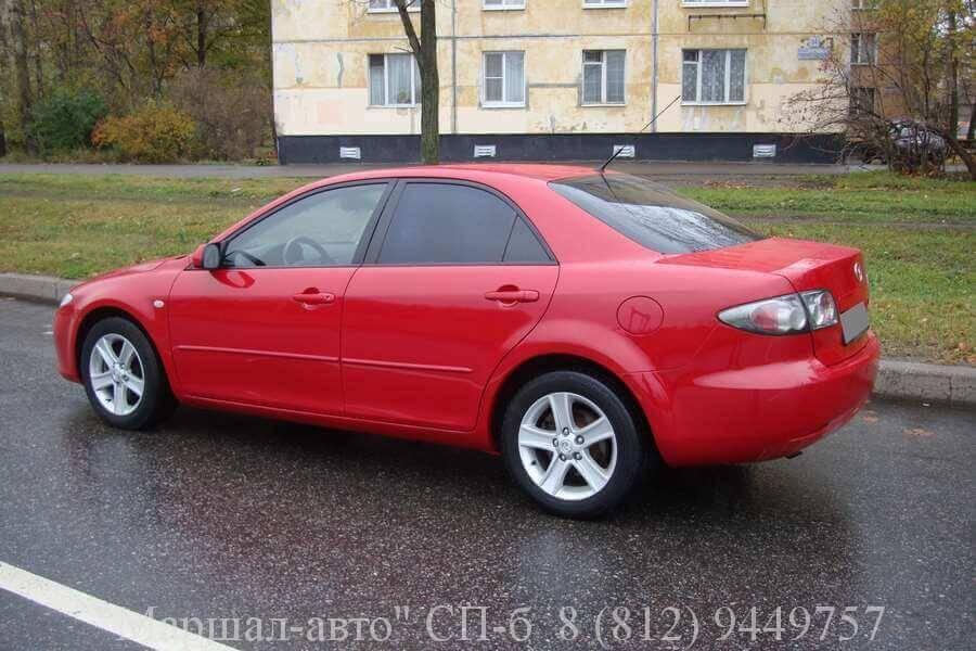 Автосалон предлагает продать автомобиль Mazda 6 2007 года
