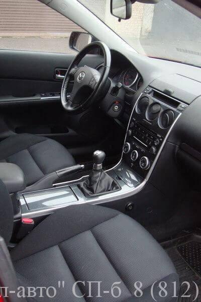 Автосалон «Маршал авто» предлагает продать автомобиль Mazda 6 2007 г