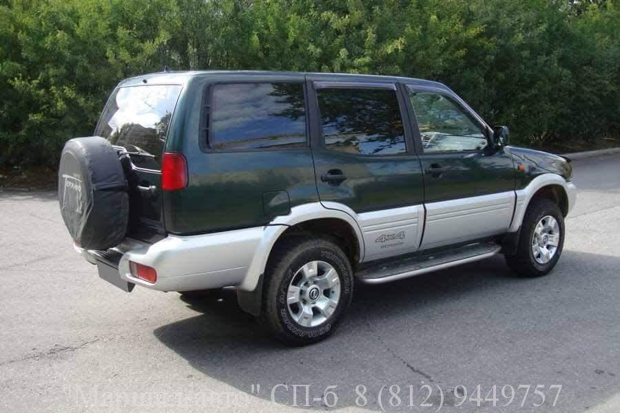 Автосалон в Кировском районе СПб предлагает продать Nissan Terrano II 98 г