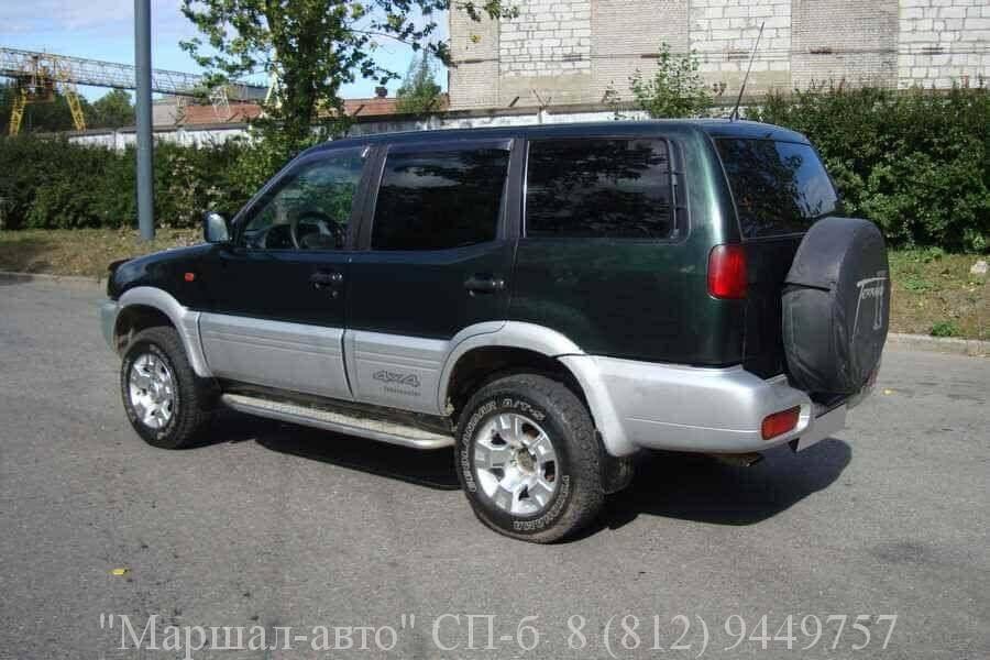 Автосалон в Кировском районе СПб предлагает продать автомобиль Nissan Terrano II 98 г