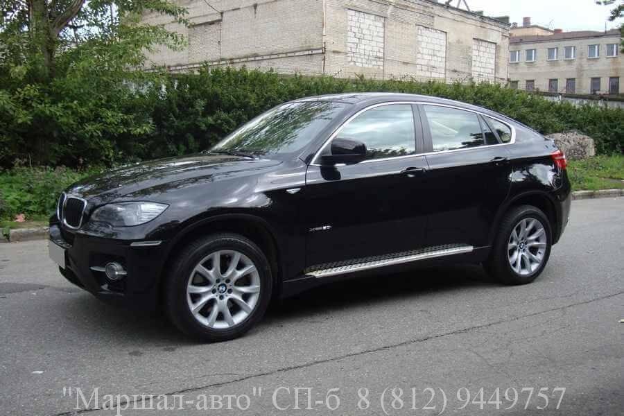 Автосалон предлагает продать автомобиль BMW X6 2008 г