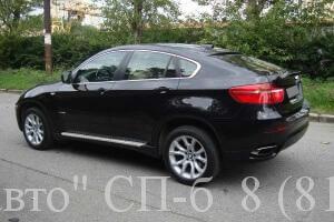Автосалон «Маршал авто» продает автомобиль BMW X6 2008 года выпуска