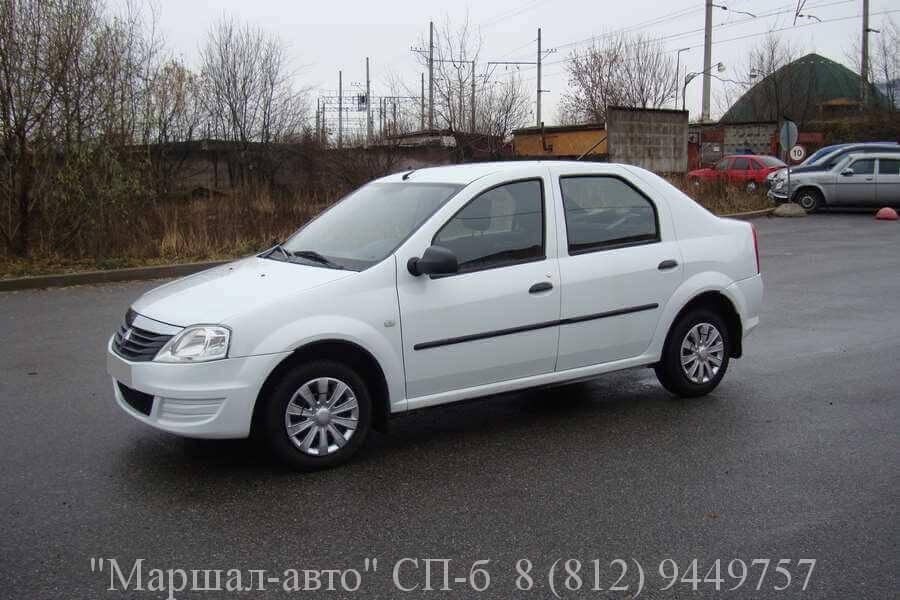 Автосалон предлагает продать Renault Logan 1 2012 года выпуска.
