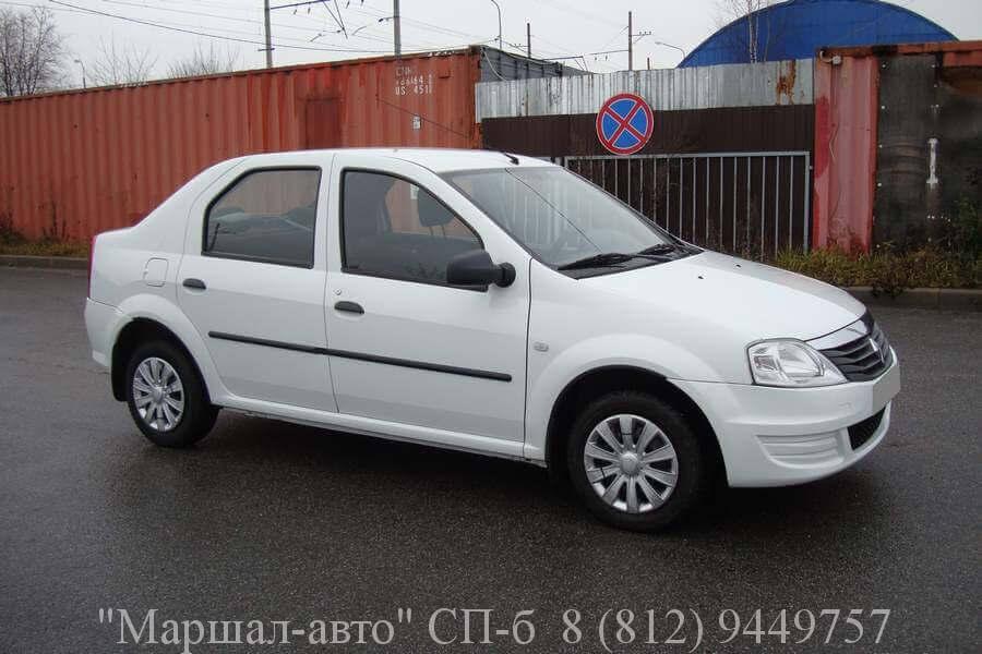 Автосалон продает Renault Logan 1 2012 года выпуска.