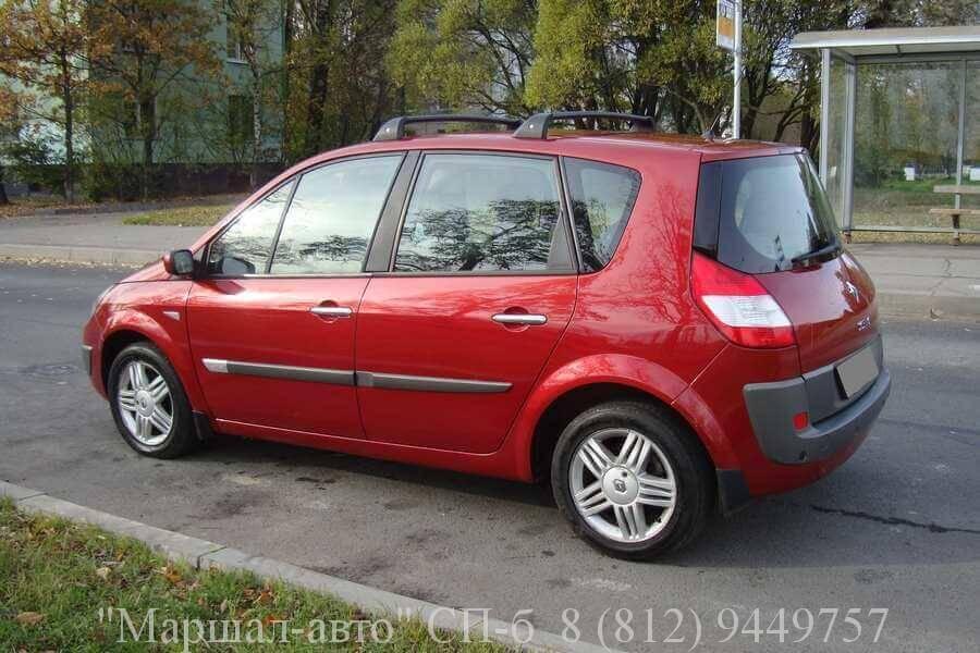 Автосалон продает автомобиль Renault Scenic 2 2006 года выпуска
