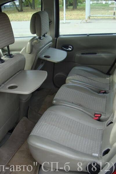 Автосалон «Маршал авто» продает автомобиль Renault Scenic 2 2006 года выпуска