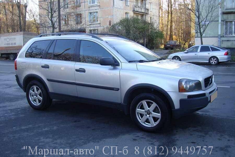 Автосалон предлагает продать автомобиль Volvo XC90 2005 года выпуска