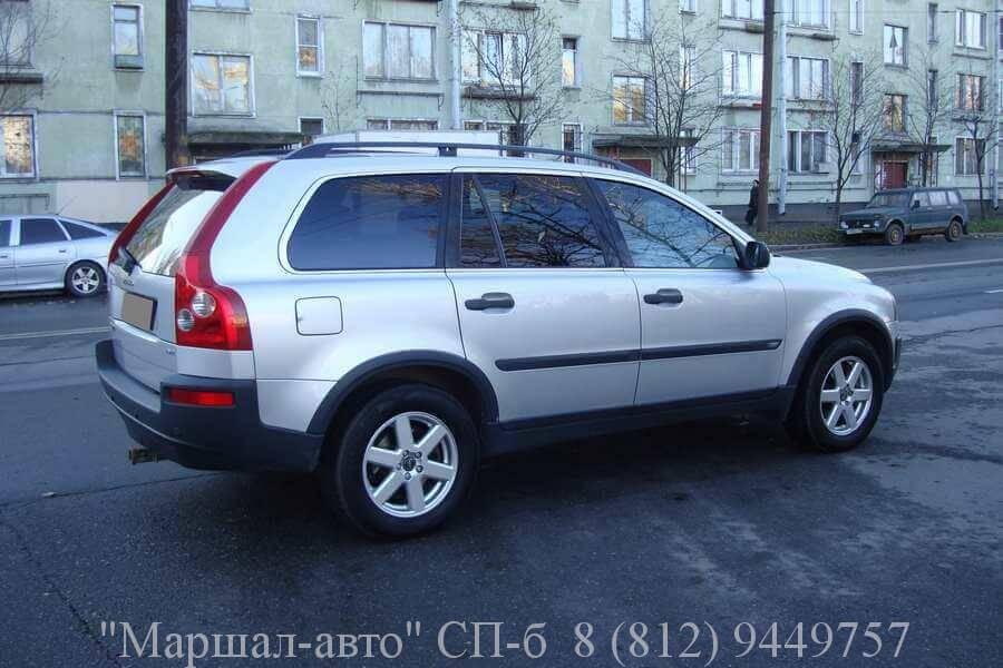 Автосалон продает автомобиль Volvo XC90 2005 года выпуска