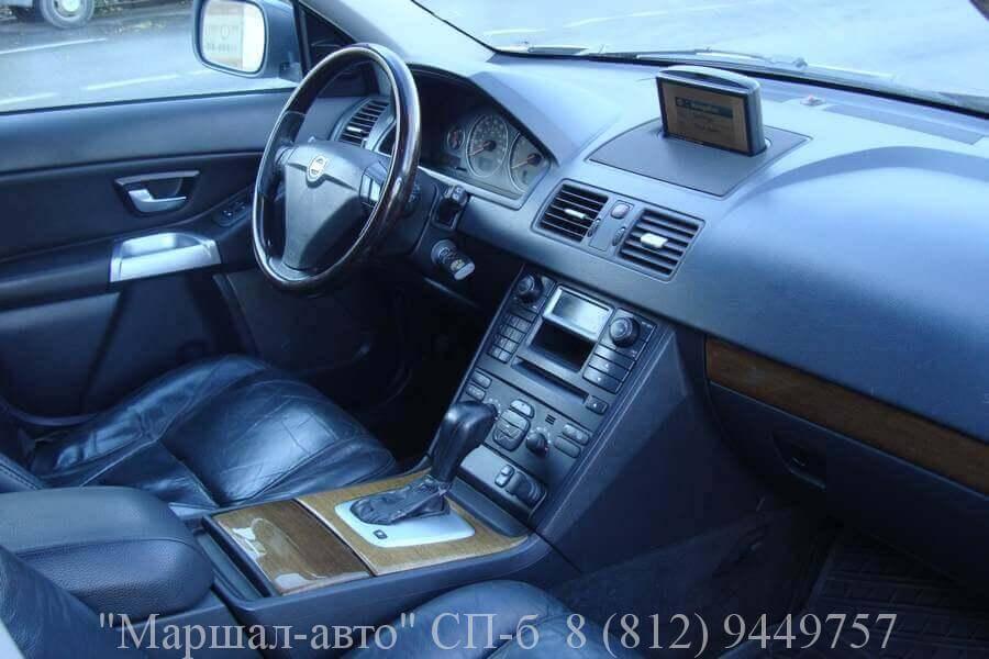Автосалон Маршал авто продает автомобиль Volvo XC90 2005 года выпуска