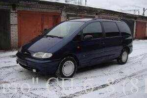 Автосалон «Маршал авто» предлагает продать автомобиль Ford Galaxy 1 1997 г