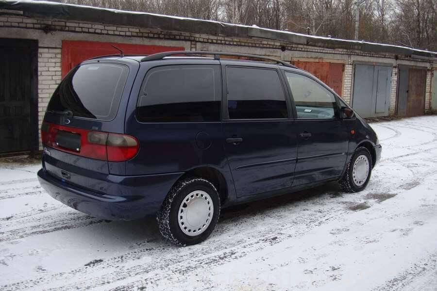 Автосалон «Маршал авто» предлагает продать автомобиль Ford Galaxy 1 1997 года выпуска