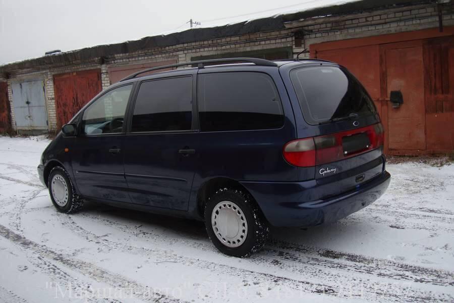 Продаём автомобиль Ford Galaxy 1 1997 года выпуска
