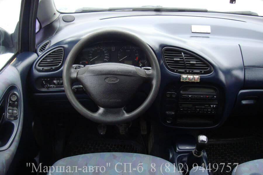 Автосалон «Маршал авто» СПб предлагает продать автомобиль Ford Galaxy 1 1997 г