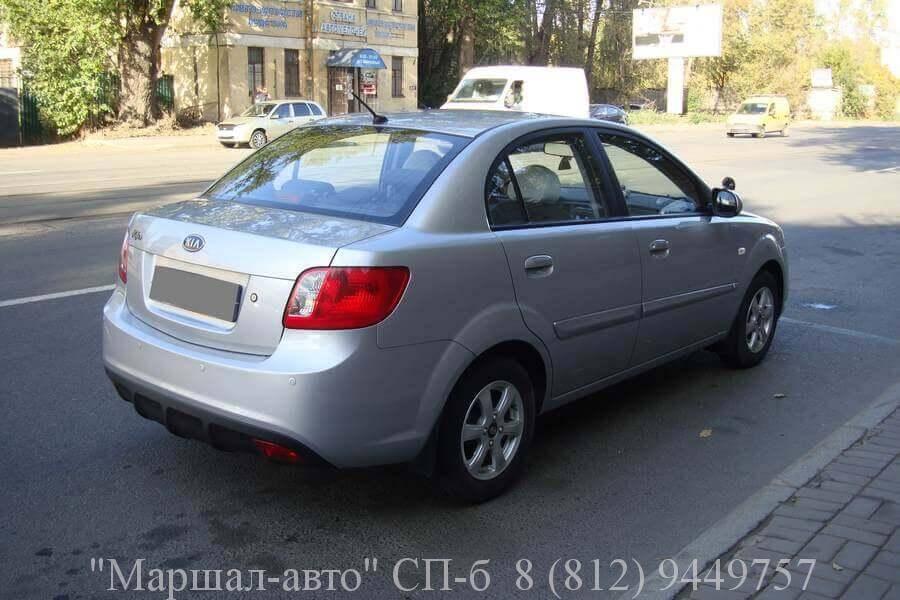 Автосалон предлагает продать авто Kia Rio 2 2010 года выпуска