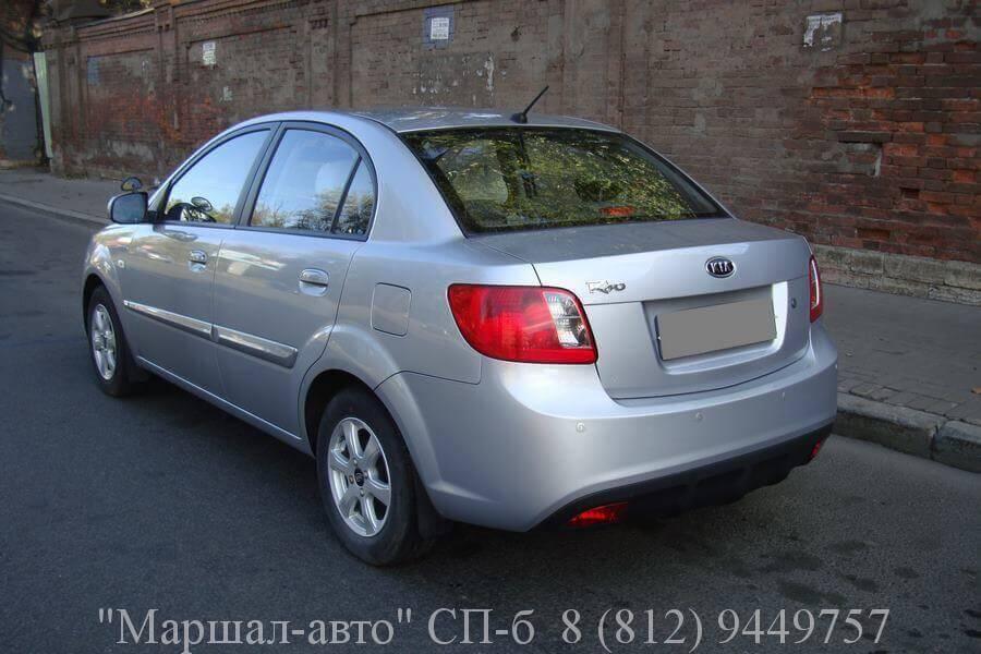 """Автосалон """"Маршал авто"""" предлагает продать авто Kia Rio 2 2010 года выпуска"""