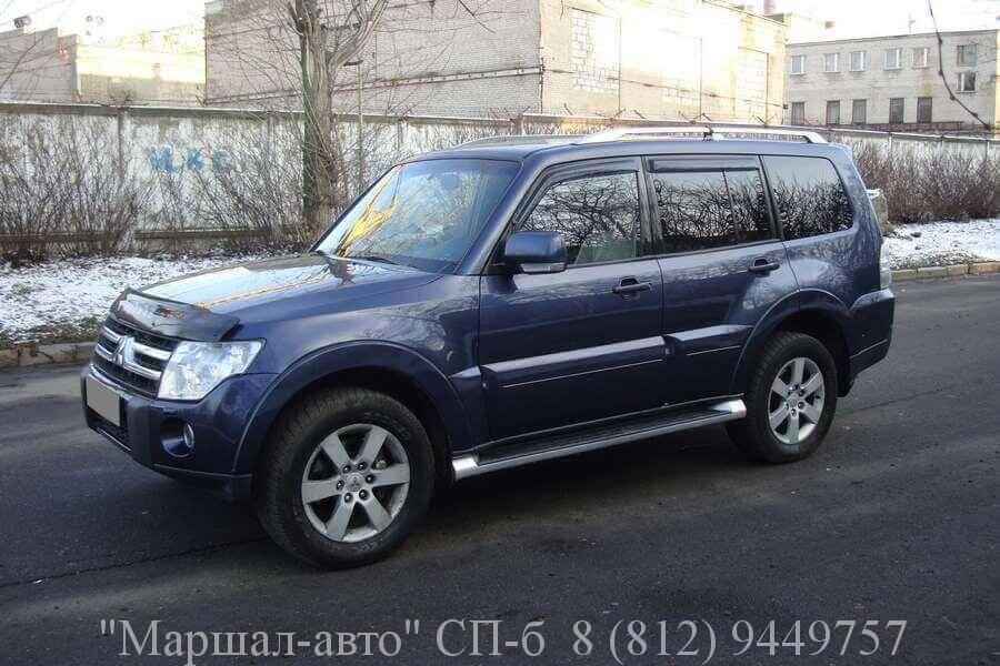 Автосалон предлагает продать авто Mitsubishi Pajero IV 2007 г
