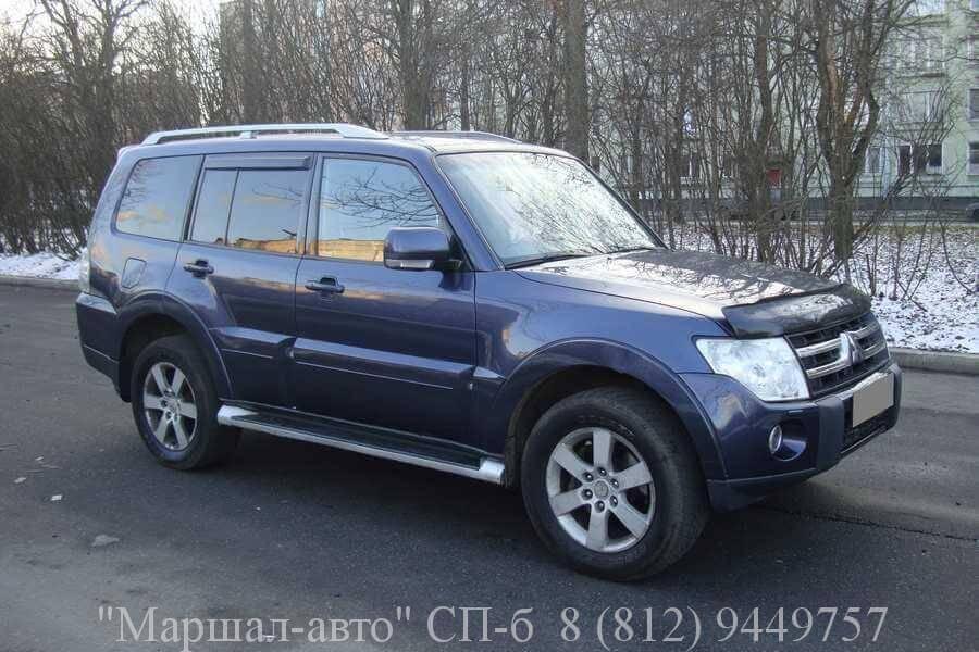 Автосалон предлагает продать авто Mitsubishi Pajero IV 2007 года выпуска