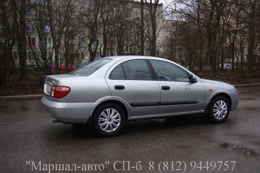 Автосалон «Маршал авто»предлагает продать авто Nissan Almera 2 2005 года выпуска