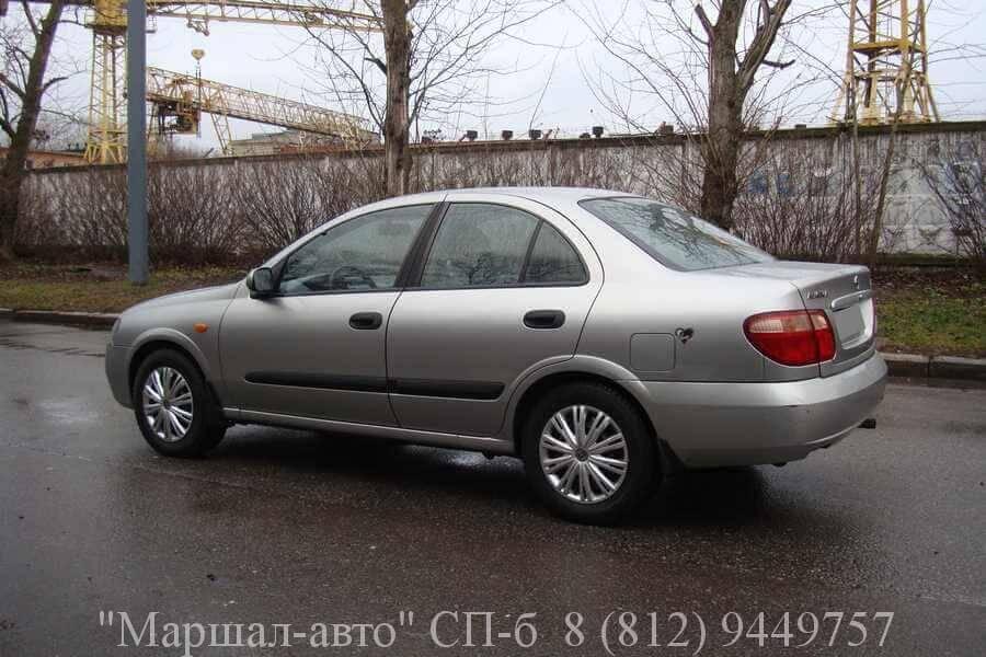 Автосалон предлагает продать авто Nissan Almera 2 2005 г