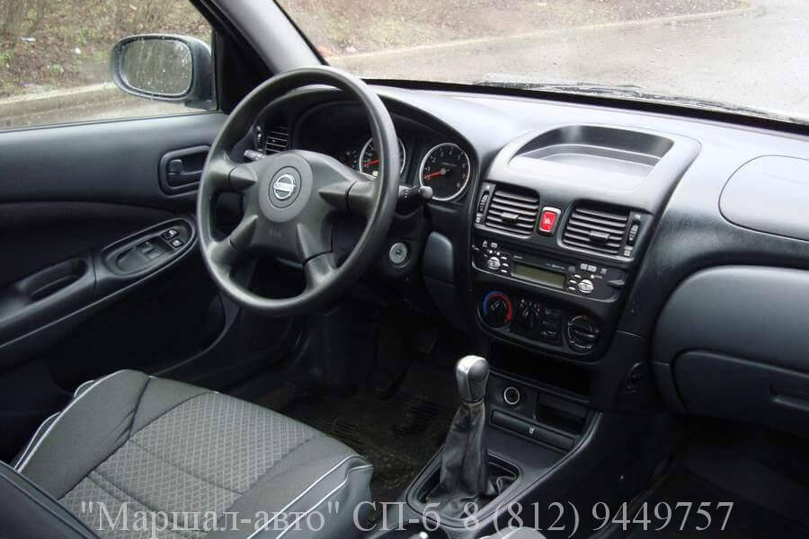 Автосалон «Маршал авто» СПб предлагает продать авто Nissan Almera 2 2005 года