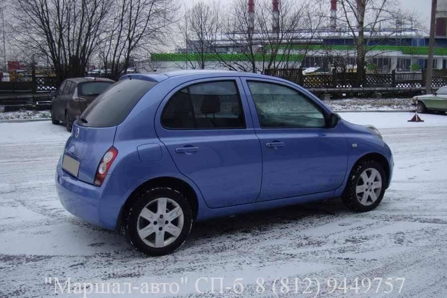 Автосалон предлагает продать авто Nissan Micra 3 2005 года выпуска