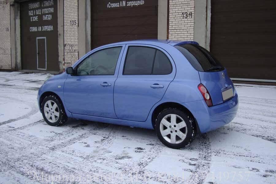 """Автосалон """"Маршал авто"""" предлагает продать авто Nissan Micra 3 2005 года"""