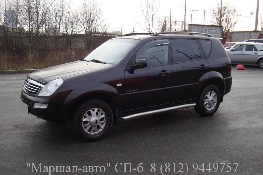 Автосалон «Маршал авто» предлагает продать автомобиль SsangYong Rexton I 2006 г