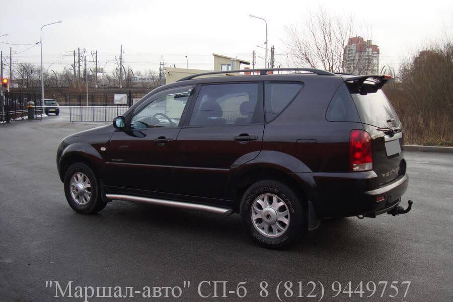Автосалон «Маршал авто» предлагает продать автомобиль SsangYong Rexton I 2006 года выпуска