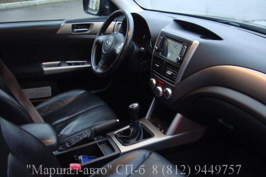 «Маршал авто»предлагает продать авто Subaru Forester 3 2008 года выпуска