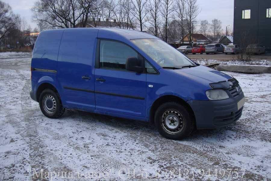 «Маршал авто» предлагает продать автомобиль Volkswagen Caddy 3 2005 г