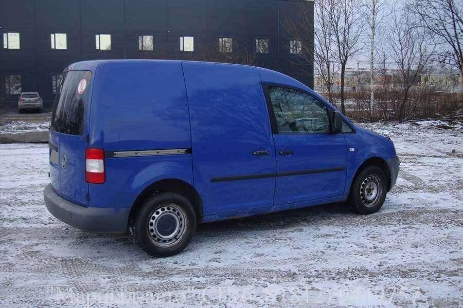 Автосалон «Маршал авто» предлагает продать автомобиль Volkswagen Caddy 3 2005 года выпуска