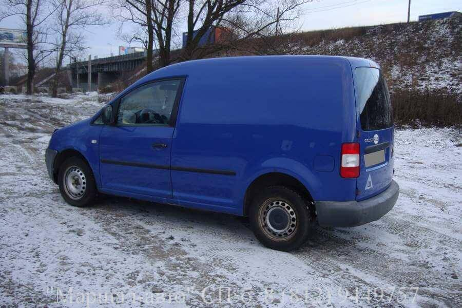 «Маршал авто» предлагает продать автомобиль Volkswagen Caddy 3 2005 года выпуска