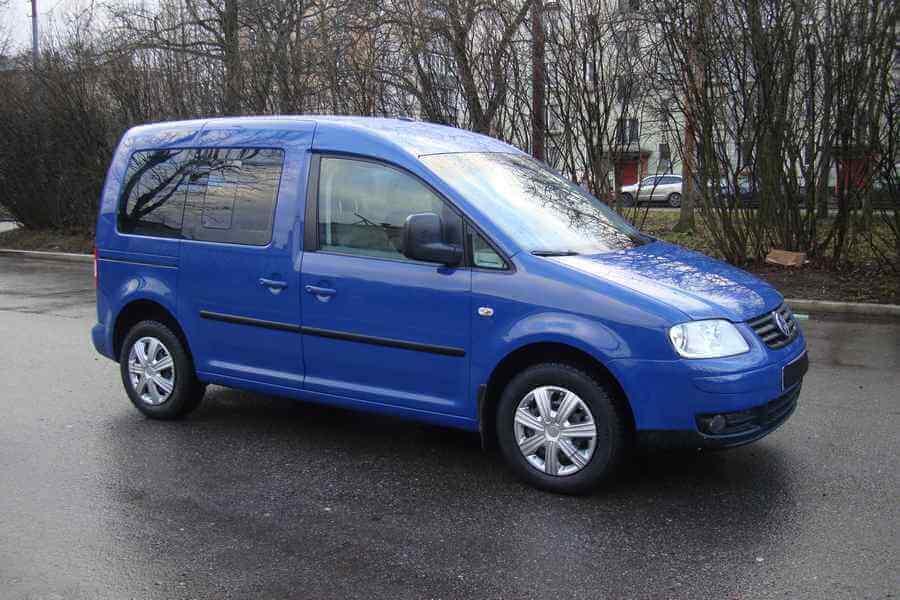 """Автосалон """"маршал авто"""" предлагает продать авто Volkswagen Caddy 3 2008 года"""