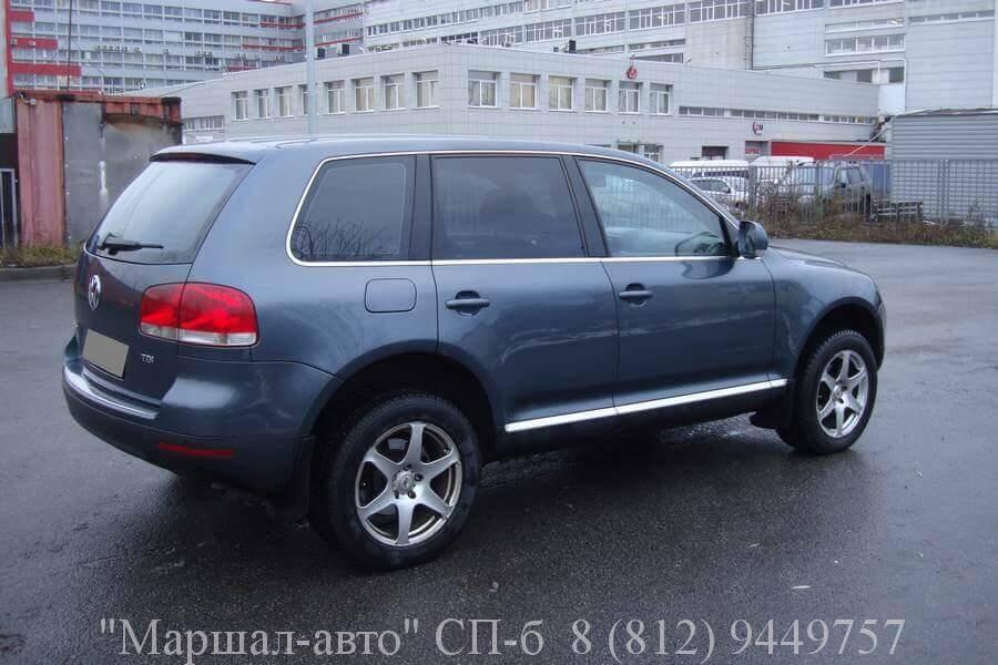 Автосалон «Маршал авто» предлагает продать автомобиль Volkswagen Touareg 2006 г