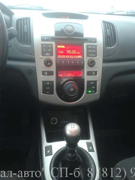 авто Kia Cerato 2 2009 года